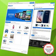 COMPLETA Negozio eBay Design & modello di inserzione Asta Mobile reattivo 2017