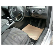 250 x Brown Paper Disposable Paper Car Floor Mats Clean Valet Automotive New
