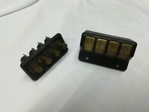 VW T3 T25 Type25 Vanagon Sliding Door Central Locking Contacts RARE