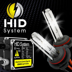 HIDSystem HID Xenon Conversion Replacement Kit H1H4 H11 H13 9005 9006 9007 880