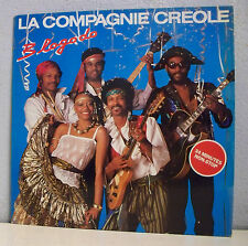 """33 tours LA COMPAGNIE CREOLE Créole Disque LP 12"""" BLOGODO CARRERE 67869 F Réduit"""