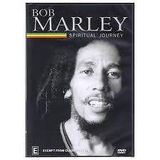 BOB MARLEY SPIRITUAL JOURNEY DVD *NEW+SEALED* REG 4