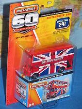 Matchbox - Mattel 60e Anniversaire