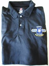 """160TH SPECIAL OPERATIONS """" NIGHT STALKERS """"EMBROIDERED LIGHTWEIGHT POLO SHIRT"""
