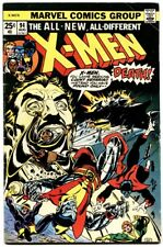 X-men #94 1975-2nd Storm & Colossus -Bronze Key New X-men