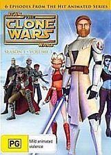 Star Wars - The Clone Wars - Series 1 Vol.3 (DVD, 2010)