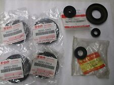 Suzuki T500 GT500 NEW engine seal set 1968-1977 T500 COBRA