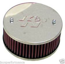 "KN BOLT ON AIR FILTER (56-9097) FOR SU HITACHI 1.75"" H6/HS6 (65 MM H)"