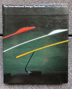 International Design Yearbook 3 Philippe Starck 1987 Hardcover