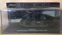 "DIE CAST TANK "" CHALLENGER 2 ROYAL SCOTS GUARDS KOSOVO - 2003"" BLINDATI 053 1/72"