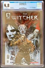 The Witcher #1 CGC 9.8 Dark Horse Comics 2014