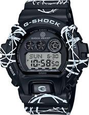 Casio G-Shock GDX6900FTR-1 FUTURA Limited Edition Black / White Watch
