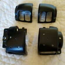 Harley Davidson Stock Black Switch Housings Left and Right