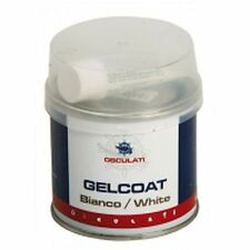 Gelcoat Boat Repair 4 in 1 High Resistance White Bi Component 200g Marine