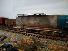 Piko HO scale weathered DR Tank Car Car, Era iii and IV, item #54375, with box!