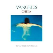 VANGELIS - CHINA (REMASTERED 2016)   CD NEW+