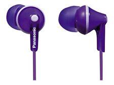 S0401708 Écouteurs Panasonic Rp-hje125e In-ear Violet