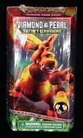 Pokemon Diamond Pearl Secret Wonders Lavaflow Theme Starter Deck SEALED!