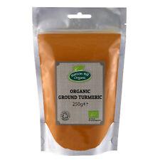 Organic Turmeric (Haldi) Powder 250g