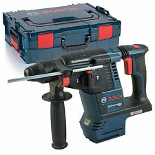 Bosch Akku-Schlagbohrhammer GBH 18V-26, Solo-Version mit L-BOXX 136