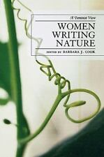 Women Writing Nature: A Feminist View