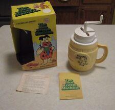 Vintage 1977 Scooby Doo The Nice Kreem Machine MIB