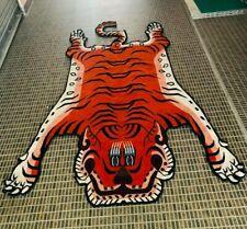 Tibetan hulk Tiger skin Rug