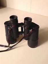 Vintage Pair Of Leitz Wetzlar German Binoculars 7 X 50 Marsept
