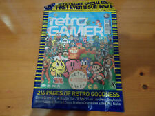 Retro Gamer Magazine Issue 100 with Rare Issue One New and Still Sealed