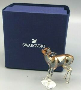 Swarovski retired Membership 2020 Fawn collectible Figurine , Factory New