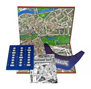 Scotland Yard Brettspiel Detektivspiel Gesellschaftsspiel