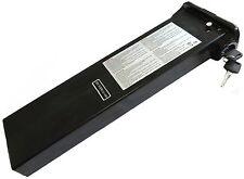 Portaequipajes Li-Ion-batería 36v 8,8ah para geoby e-bikes Pedelec geobike qvc