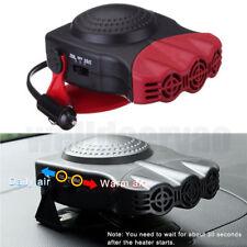 Portable Car Heater Fast Heating Ceramic Heater Cooling Fan Defroster Defogger