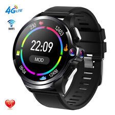 4G Wifi Bluetooth Smart Watch 1+16GB GPS Sports Wristwatch Unlocked Watch Phone