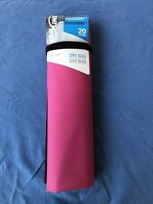 SealLine Discovery Series 20L Dry Bag in Pink