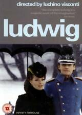 Ludwig starring  Helmut Berger (2 Disc DVD) Italian with English Subtitles