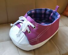 Cat Small Dog  Bed Shoe Purple - Cave