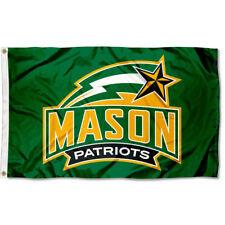 George Mason University Patriots Flag Gmu Large 3x5