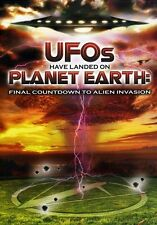 UFOs Have Landed on Planet Earth: Final Countdown  DVD Region ALL