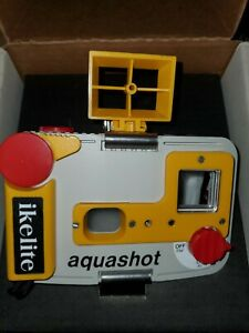 VINTAGE Ikelite Aquashot Housing 35mm Disposable Cameras Diving Scuba #5335