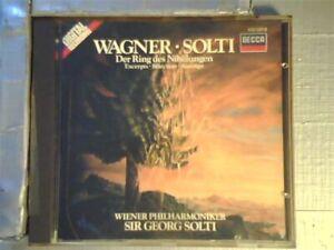 """""""Der Ring des Nibelungen (extraits) [CD] Richard Wagner et Georg Solti"""""""