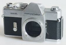 MAMIYA/SEKOR 1000 DTL 35MM FILM SLR CAMERA BODY ONLY