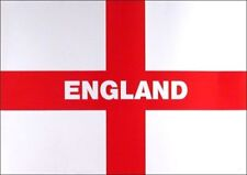 3ft x 2ft ENGLAND FLAG WORLD CUP FOOTBALL ST GEORGE CROSS NATIONAL BARGAIN NEW