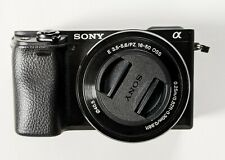 Sony Alpha A6400 Mirrorless Camera - Excellent condition.