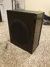 Samsung PS-CW0/DW0 Passive Subwoofer Speaker Home Theater System Black
