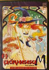 DVD MANGA FANTASY ANIME SILVER STAR,MAGIC WOMAN  worth words,girls,witch,slayers