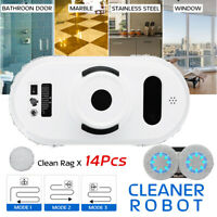 Automatic Window Electric Robot Cleaner UPS Glass Vacuum Cleaning APP Control