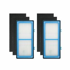 Colorfullife 2 + 4 Pack Filters for Holmes Type Total Air Filter Replacement