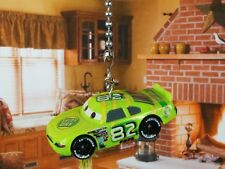 DISNEY CARS Shiny Wax Darren Leadfoot Ceiling Fan Pull Light Lamp Chain K1093 E