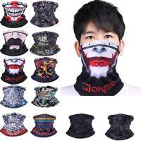 Cubierta de Cara invierno media cara máscara para motocicleta Pasamontañas